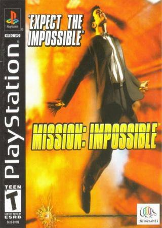 Mission: Impossible (1999) PSP Скачать Торрент
