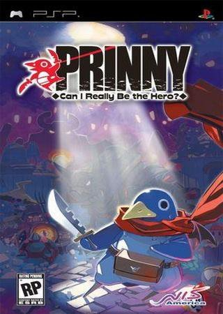 Prinny: Can I Really Be the Hero? (2009) PSP