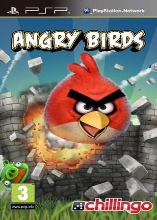Angry Birds (2011) PSP Скачать Торрент