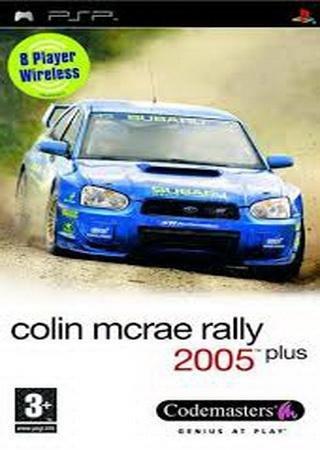 Colin McRae Rally (2005) PSP Скачать Торрент