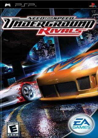Need for Speed: Underground Rivals (2005) PSP RePack Скачать Торрент