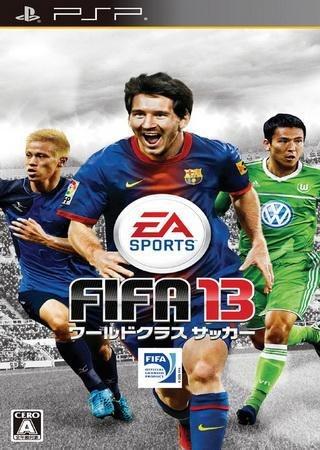 FIFA 13 (2012) PSP Скачать Торрент