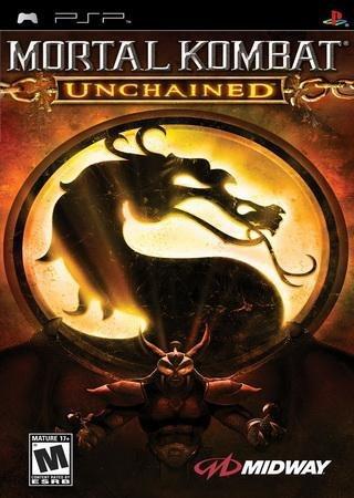 Mortal Kombat: Unchained (2006) PSP Скачать Торрент