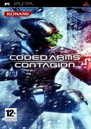 Coded Arms Contagion (2007) PSP Скачать Торрент