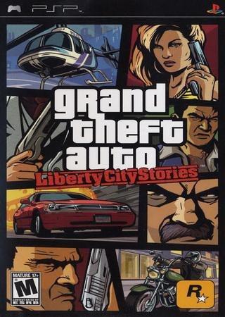 GTA Liberty City Stories (2005) PSP Скачать Торрент