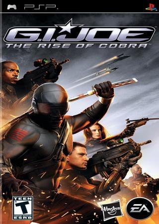 G.I. Joe: The Rise of Cobra (2009) PSP Скачать Торрент