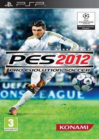 Pro Evolution Soccer 2012 (2011) PSP Скачать Торрент