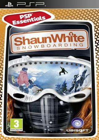 Shaun White Snowboarding (2008) PSP Скачать Торрент