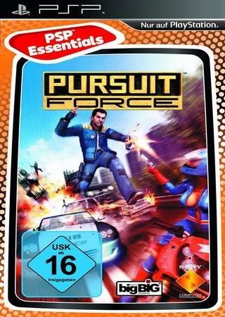 Pursuit Force (2005) PSP Скачать Торрент