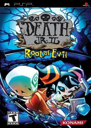 Death Jr. 2: Root of Evil (2006) PSP Скачать Торрент