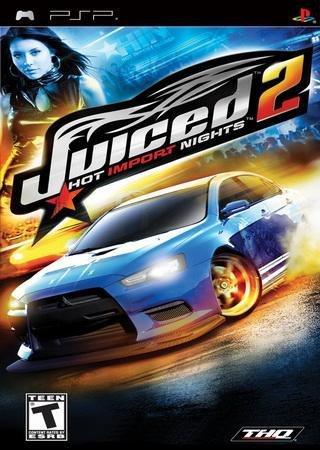 Juiced 2: Hot Import Nights (2007) PSP Скачать Торрент