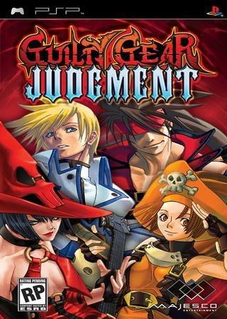Guilty Gear Judgment (2006) PSP Скачать Торрент