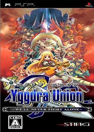 Yggdra Union (2008) PSP Скачать Торрент