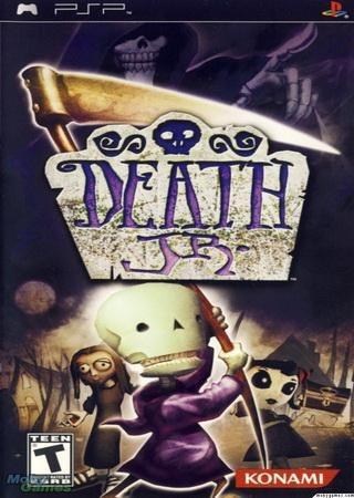 Death Jr. (2005) PSP Скачать Торрент