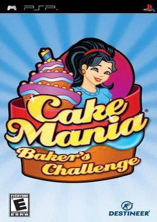 Cake Mania: Baker's Challenge (2008) PSP Скачать Торрент