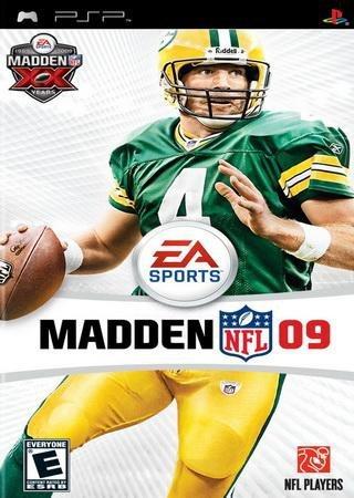 Madden NFL 09 (2008) PSP Скачать Торрент
