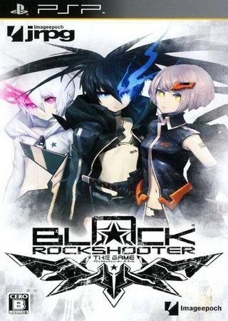 Black Rock Shooter: The Game (2013) PSP Скачать Торрент