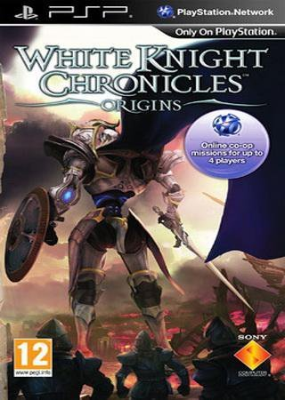 White Knight Chronicles: Origins (2011) PSP Скачать Торрент