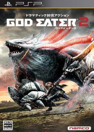 God Eater 2 (2013) PSP Скачать Торрент