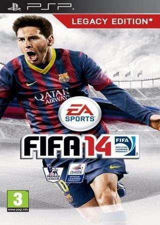 FIFA 14 (2013) PSP Скачать Торрент