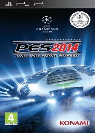 Pro Evolution Soccer 2014 (2013) PSP Скачать Торрент
