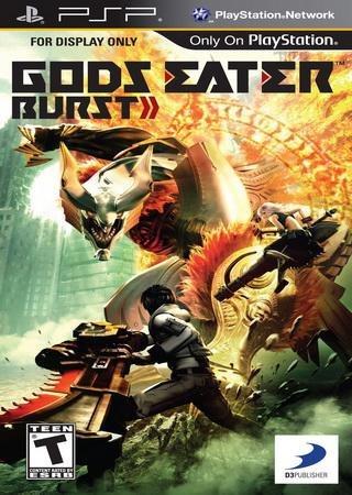 Gods Eater Burst (2011) PSP Скачать Торрент