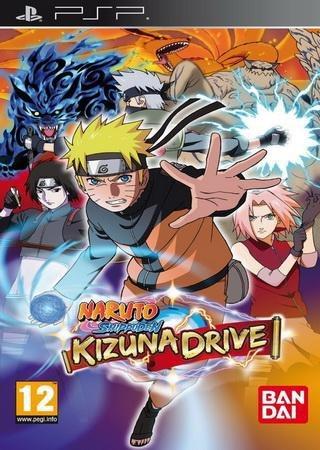 Naruto Shippuden: Kizuna Drive (2011) PSP Скачать Торрент