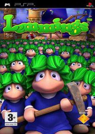 Lemmings (2006) PSP Скачать Торрент