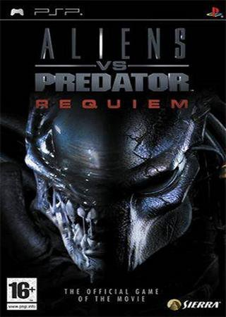 Aliens vs Predator: Requiem (2007) PSP Скачать Торрент