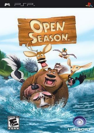 Open Season (2006) PSP Скачать Торрент