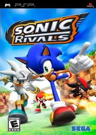 Sonic Rivals (2006) PSP Скачать Торрент