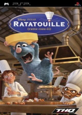 Ratatouille (2007) PSP Скачать Торрент
