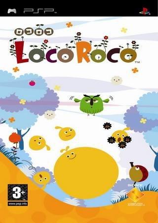 LocoRoco (2006) PSP Скачать Торрент