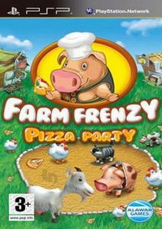 Farm Frenzy: Pizza Party (2012) PSP Скачать Торрент