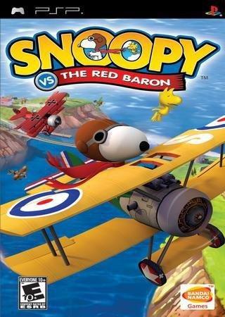 Snoopy vs the Red Baron (2006) PSP Скачать Торрент