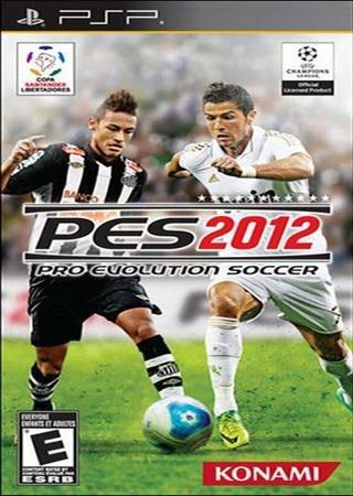 Pro Evolution Soccer 2012 (2012) PSP Скачать Торрент