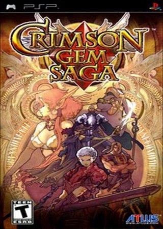 Crimson Gem Saga (2008) PSP Скачать Торрент