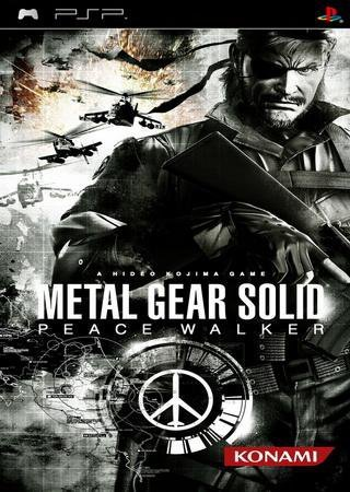 Metal Gear Solid: Peace Walker (2010) PSP RePack Скачать Торрент