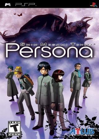 Shin Megami Tensei: Persona (2008) PSP Скачать Торрент