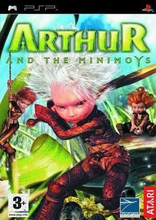 Arthur and the minimoys (2007) PSP Скачать Торрент