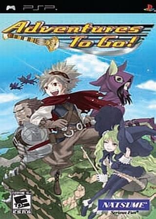 Adventures to Go (2009) PSP Скачать Торрент