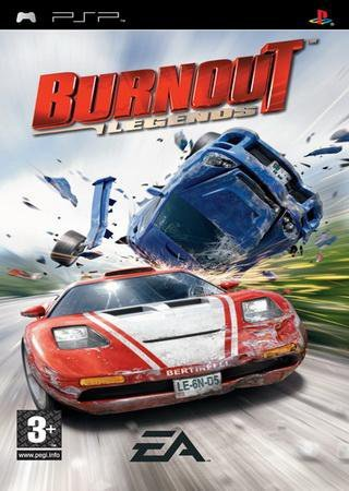 Burnout: Legends (2005) PSP Скачать Торрент