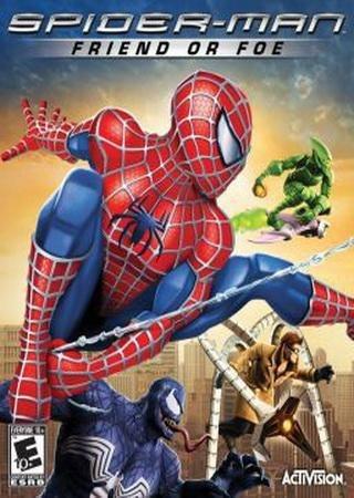 Spider-Man: Friend or Foe (2007) PSP Скачать Торрент