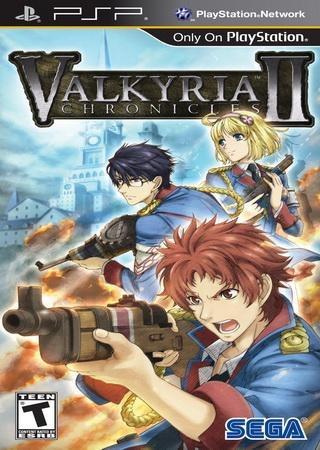 Valkyria Chronicles 2 (2010) PSP Скачать Торрент