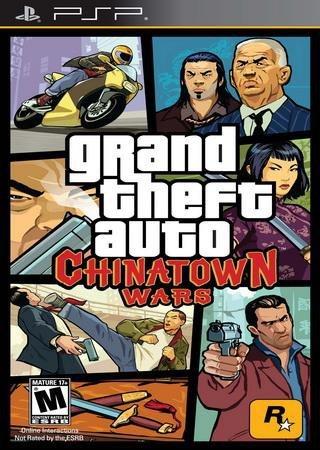 Grand Theft Auto: Chinatown Wars [Patched] (2009) PSP Скачать Торрент