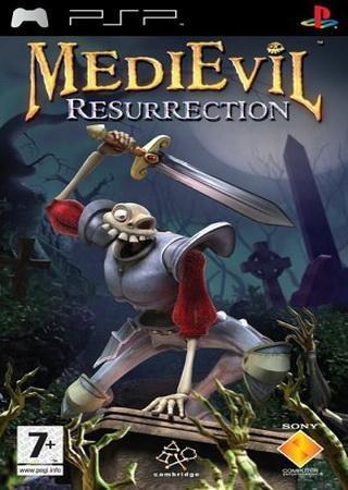 MediEvil: Resurrection (2010) PSP Скачать Торрент