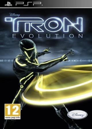 TRON: Evolution (2010) PSP Скачать Торрент