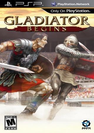 Gladiator Begins (2010) PSP Скачать Торрент