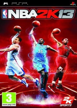 NBA 2K13 (2012) PSP Скачать Торрент