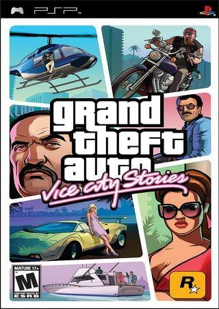 Grand Theft Auto: Vice City Stories (2006) PSP Скачать Торрент